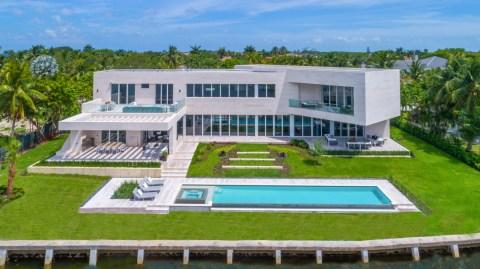 445 Solano Prado in Coral Gables, Florida