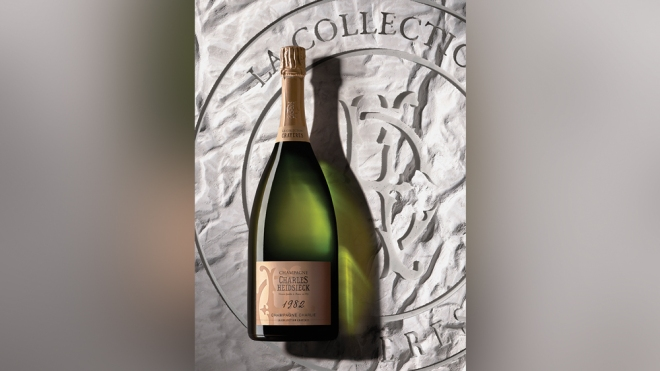 Charles Heidsieck La Collection Crayères