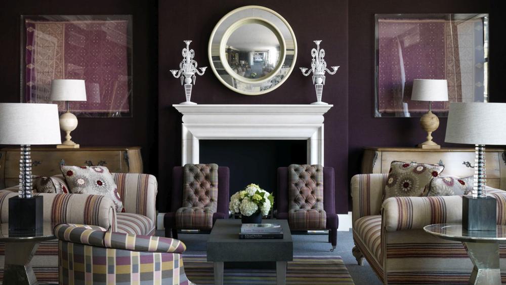 Suite at Crosby Street Hotel in Soho