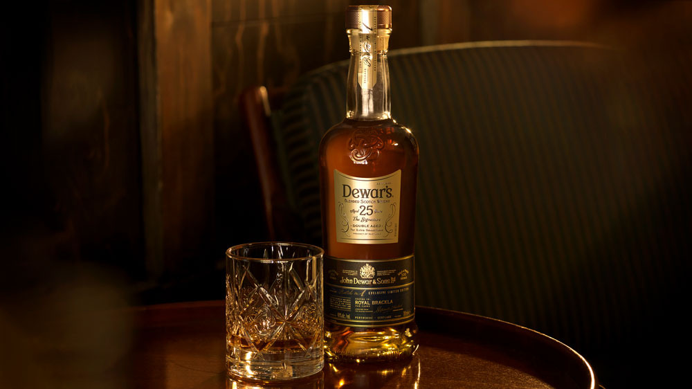 Dewar's 25 Years Old Blended Scotch