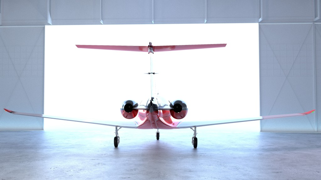 One Aviation EA700 Light Jet Project Canada