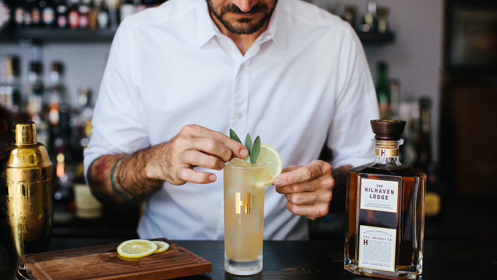 mixologist Charles Joly citrus cocktail