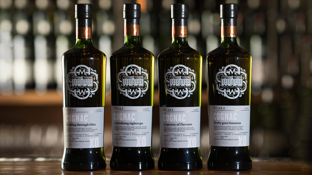 Scotch Whisky Society's new offerings