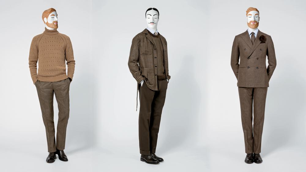 Caruso Loro Piana's Gobigold Collection