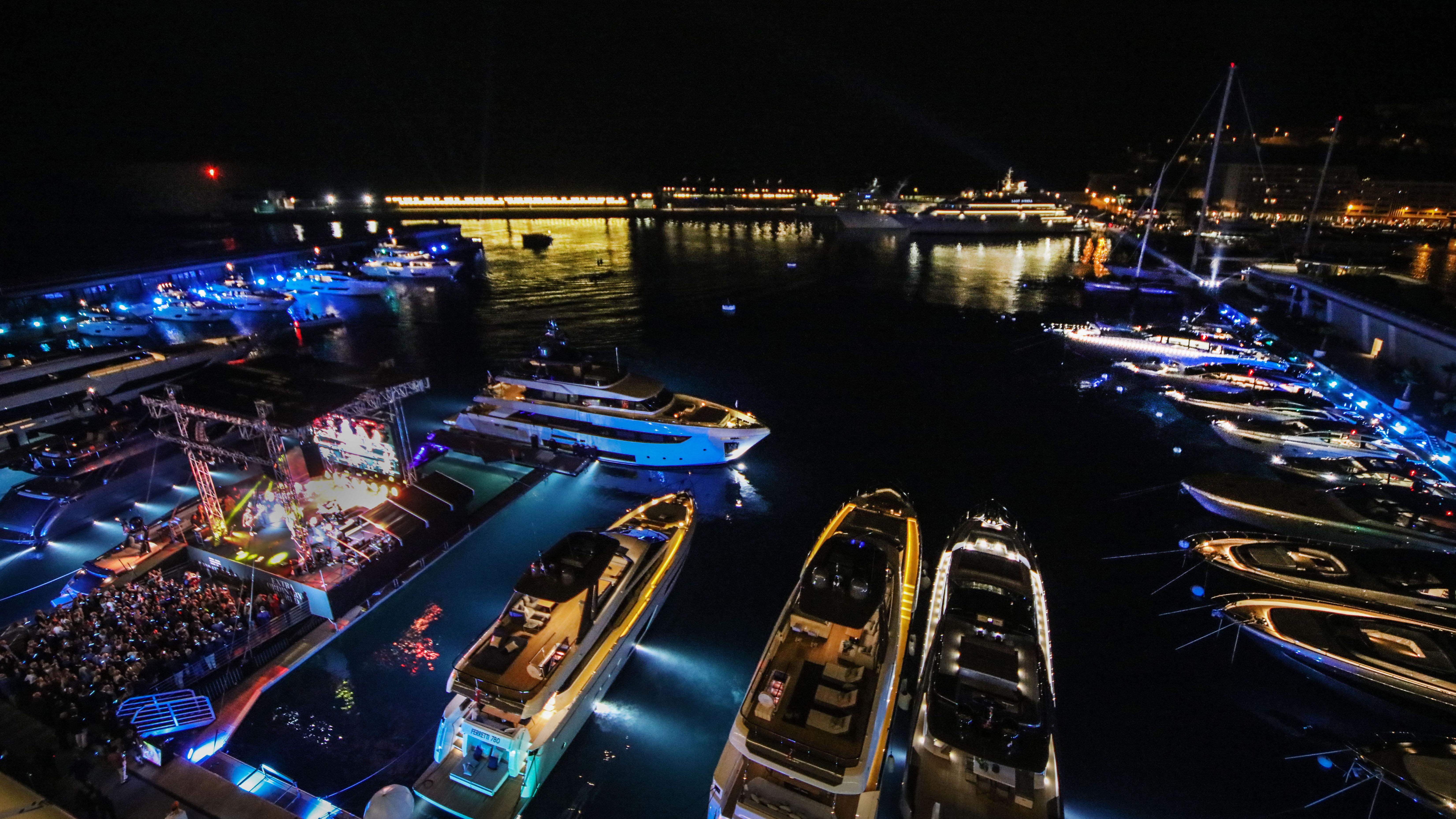 Ferretti Yachts Duran Duran Monaco Cannes Yachting Festival