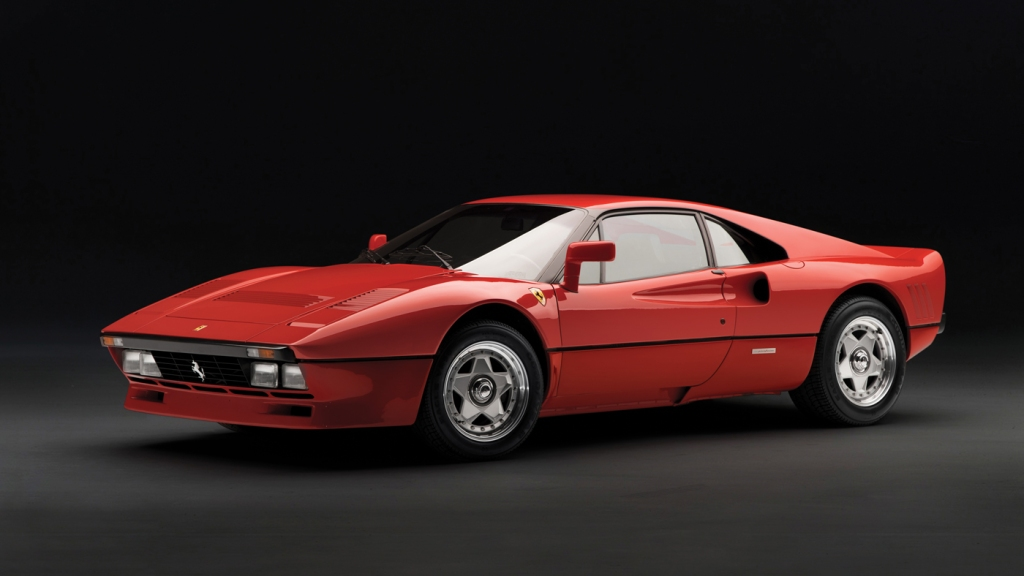 The 1985 Ferrari 288 GTO at the RM Sotheby's sale is estimated at $3.8 million to $4.8 million.