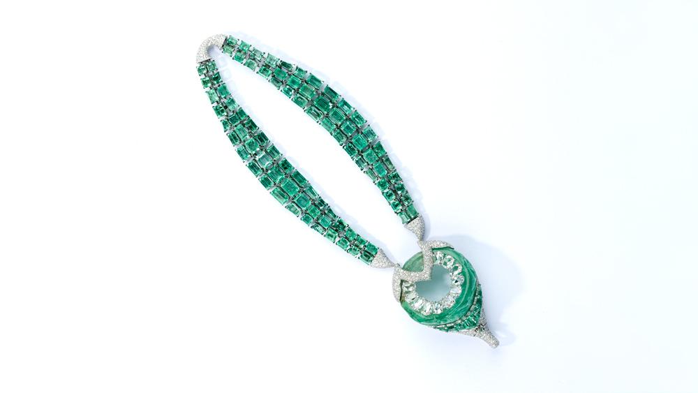 green Glenn Spiro Archers Bracelet
