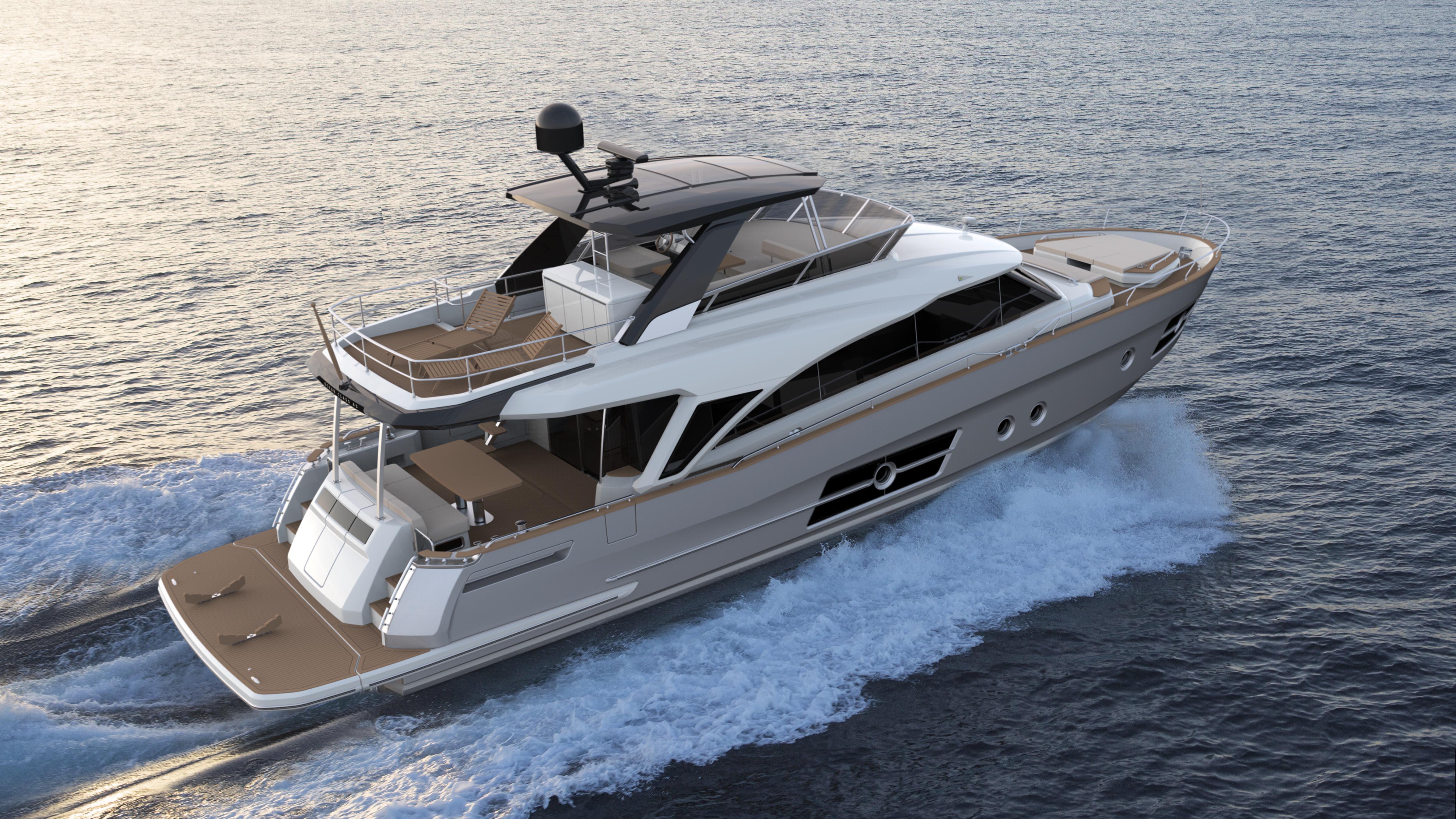Greenline OceanClass 65 Motor Yacht