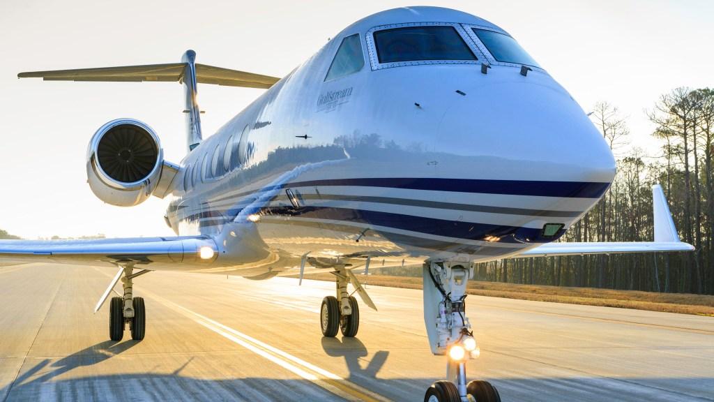 Gulfstream G450 Magellan Jets private aviation