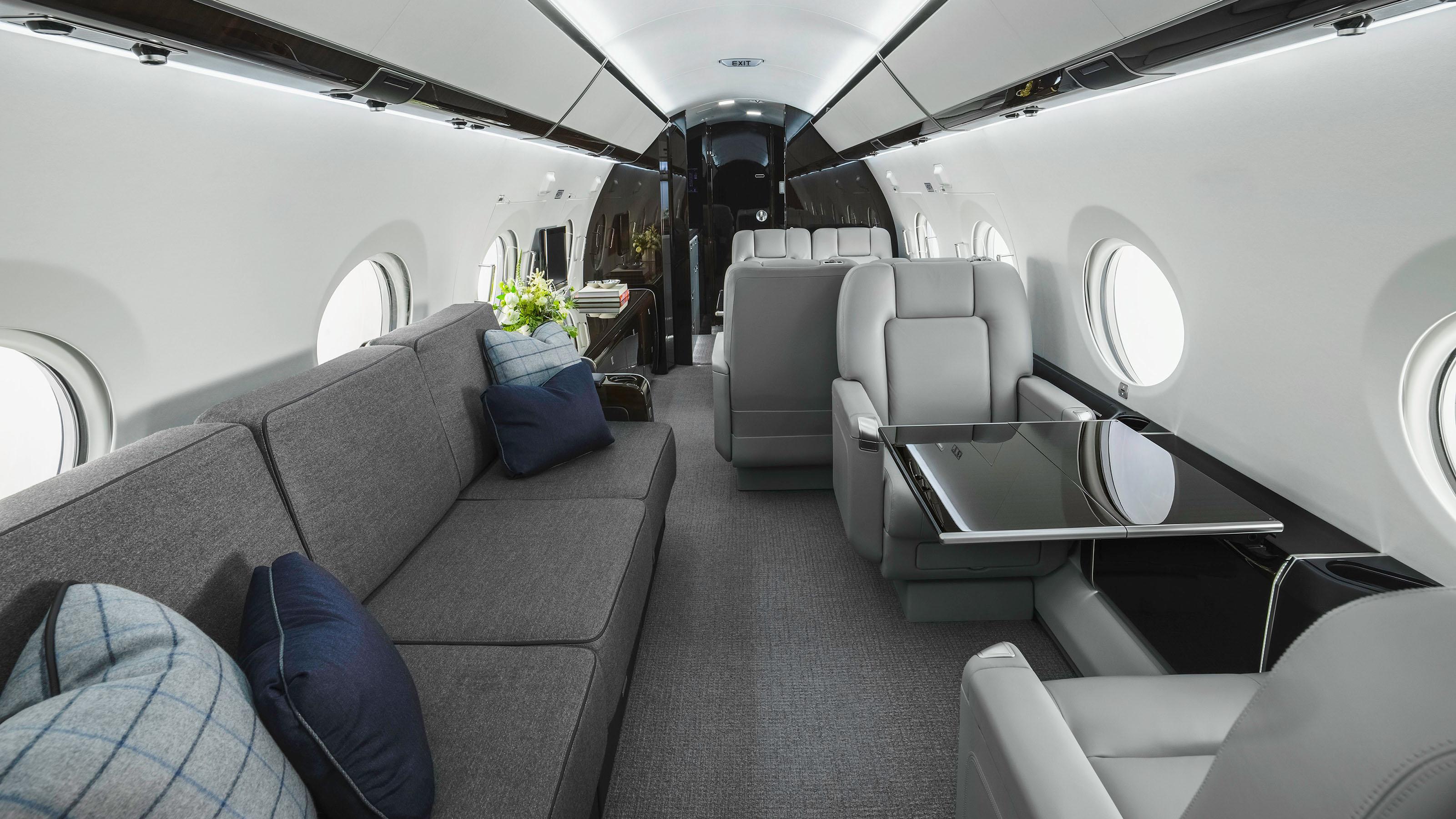 Gulfstream G450 Magellan Jets private aviation charter