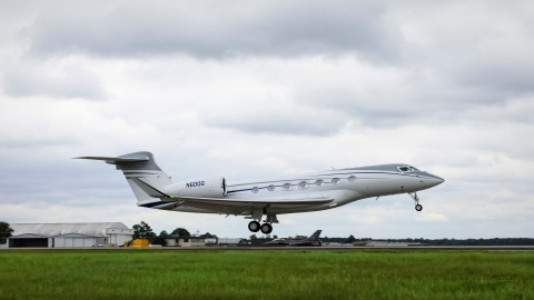 Gulfstream G600 jet private aviation Stephanie Lipscomb