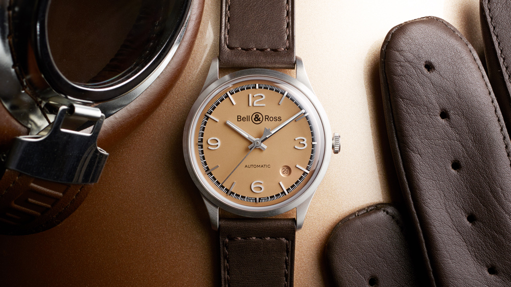 Bell & Ross BellyTanker Watch
