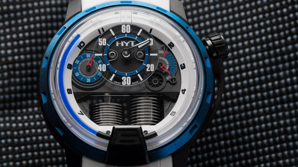 HYT H1 Antoine Griezmann watch