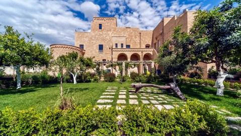 Puglia's Newly Restored Castello di Ugento Hotel