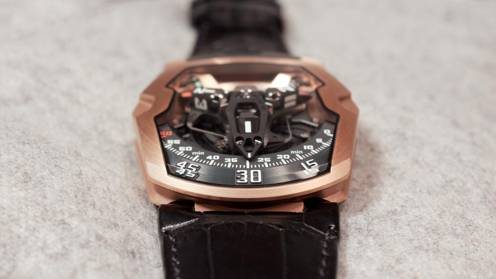 URWerk UR-210 Watch