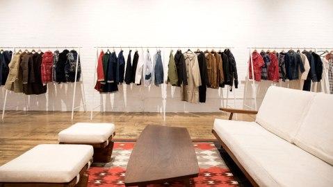 Visvim's Tribeca Pop-Up Shop