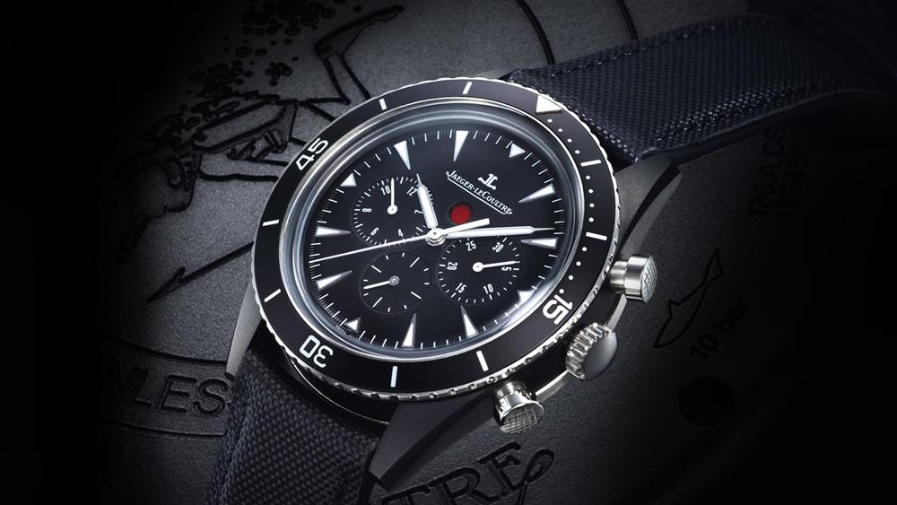 Jaeger LeCoultre Deep Sea Chronograph
