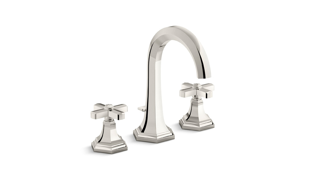 New faucet by Michael S. Smith for Kallista