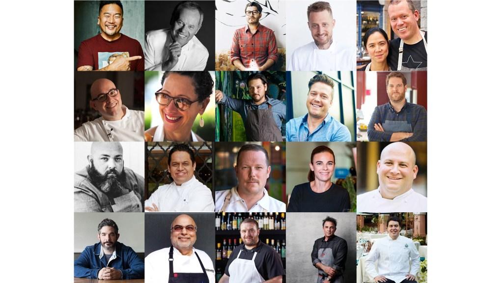 la chefs unite pop up for a purpose