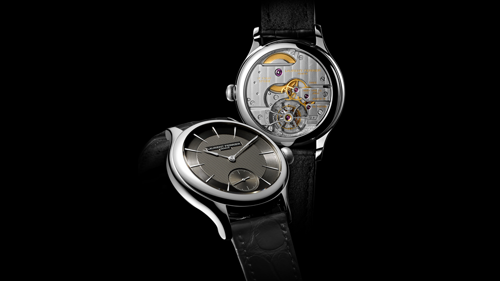 The Laurent Ferrier Galet Classic Tourbillon Double Hairspring