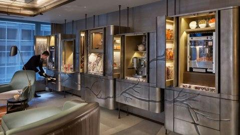 Landmark Mandarin Oriental, Hong Kong Entertainment Suite