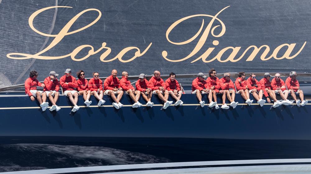 Loro Piana yacht