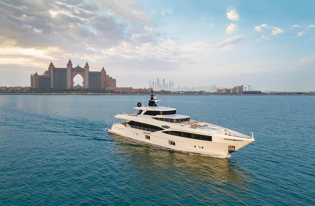 Gulf Craft Majesty 100 Superyacht