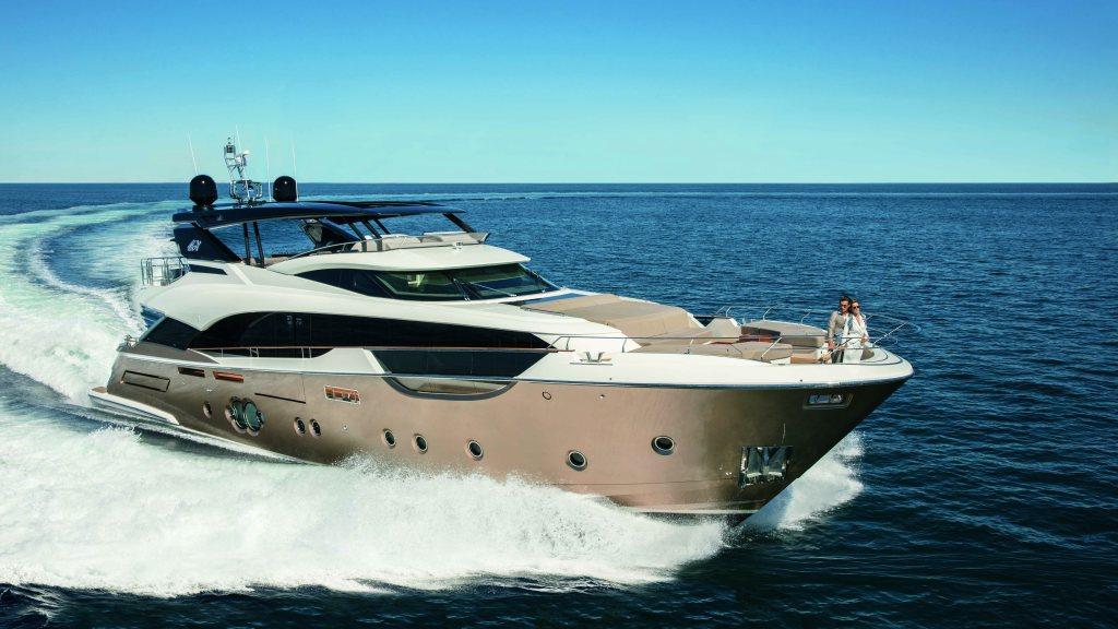 MCY 96 Monte Carlo Yachts Nuvolari Lenard