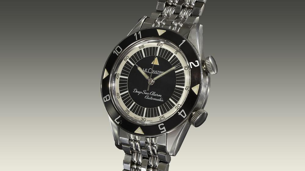 LeCoultre Deep Sea Alarm