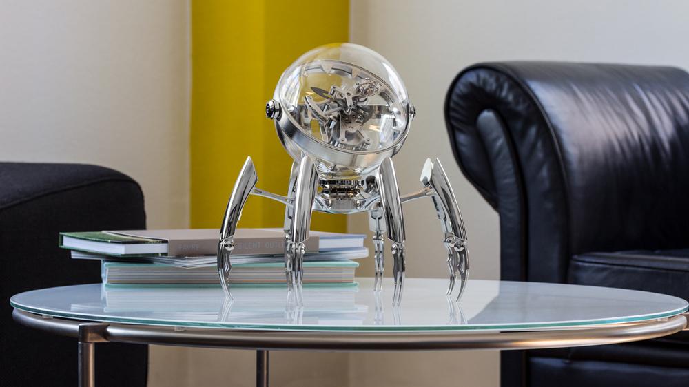 MB&F Octopod Desk Clock
