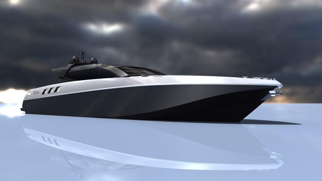 Otam 100 Superyacht