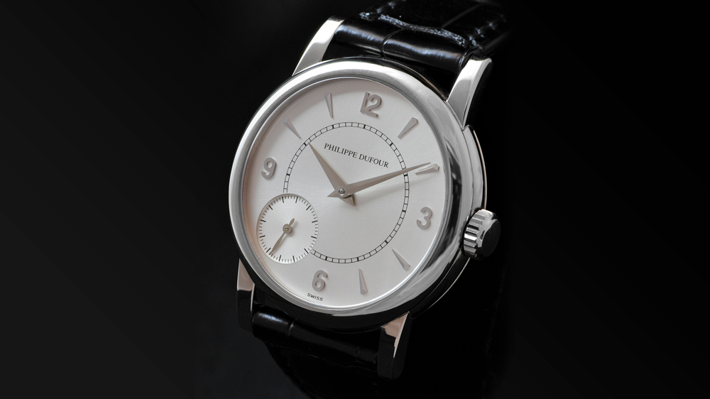 The Philippe Dufour Duality watch