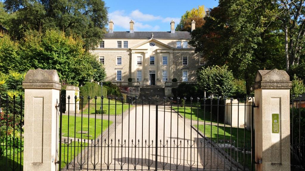 Gated Georgian Home