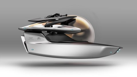 Project Neptune Personal Submarine
