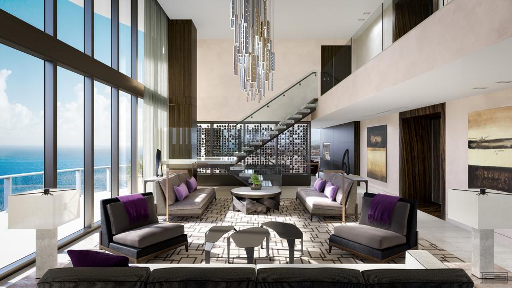 Penthouse at Regalia