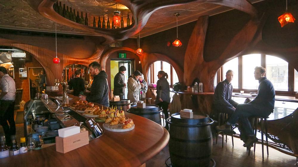 Interior of Bar Raval