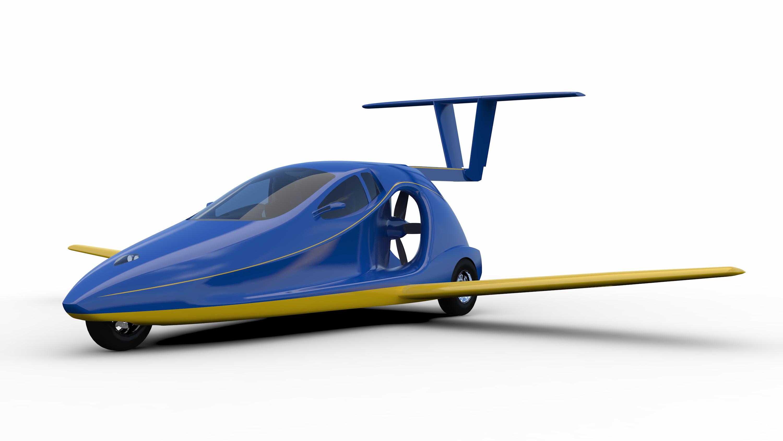 Samson Switchblade Flying Car