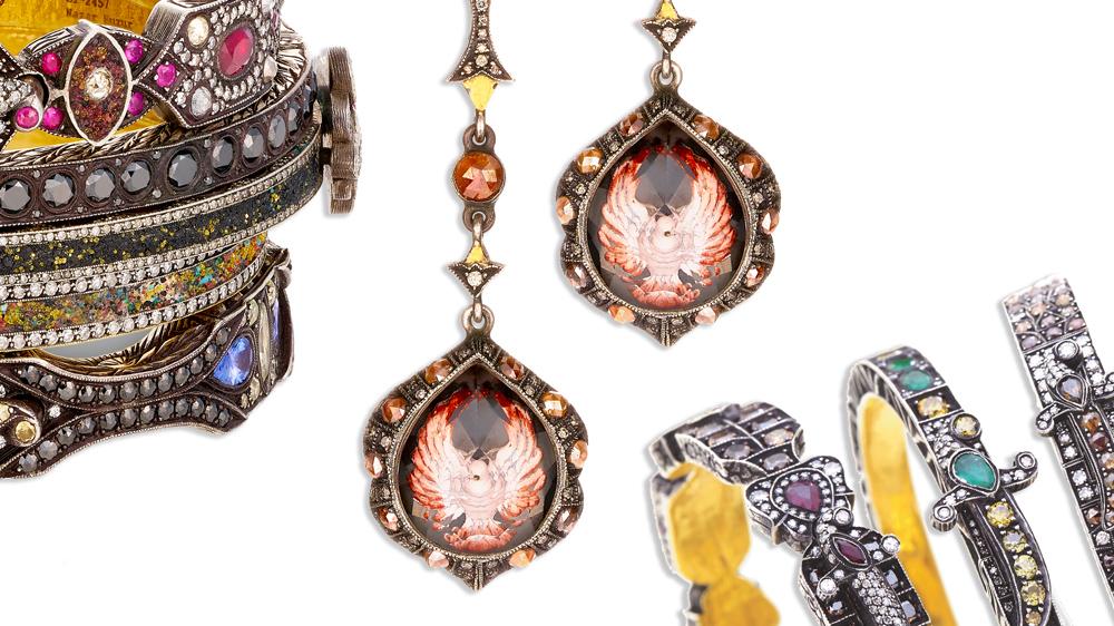 Sevan Biçakçi jewelry