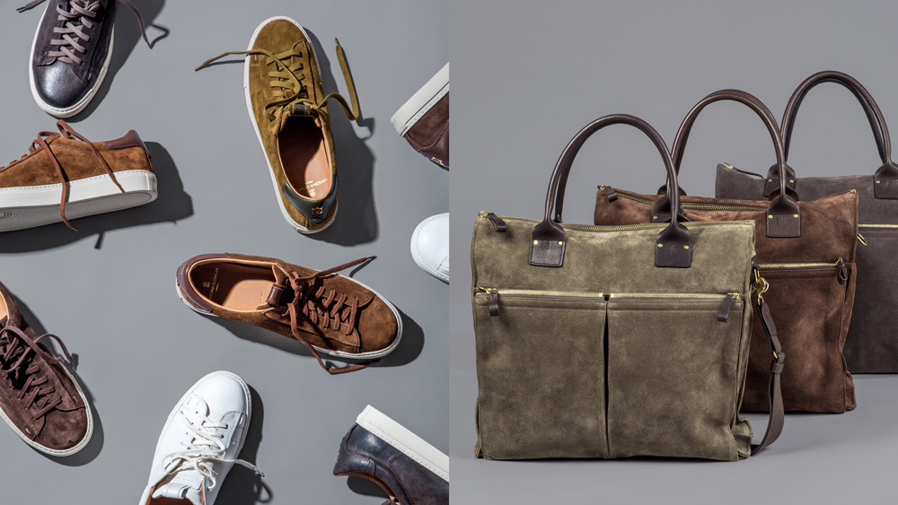 Slowear shoes and bags multiple colors