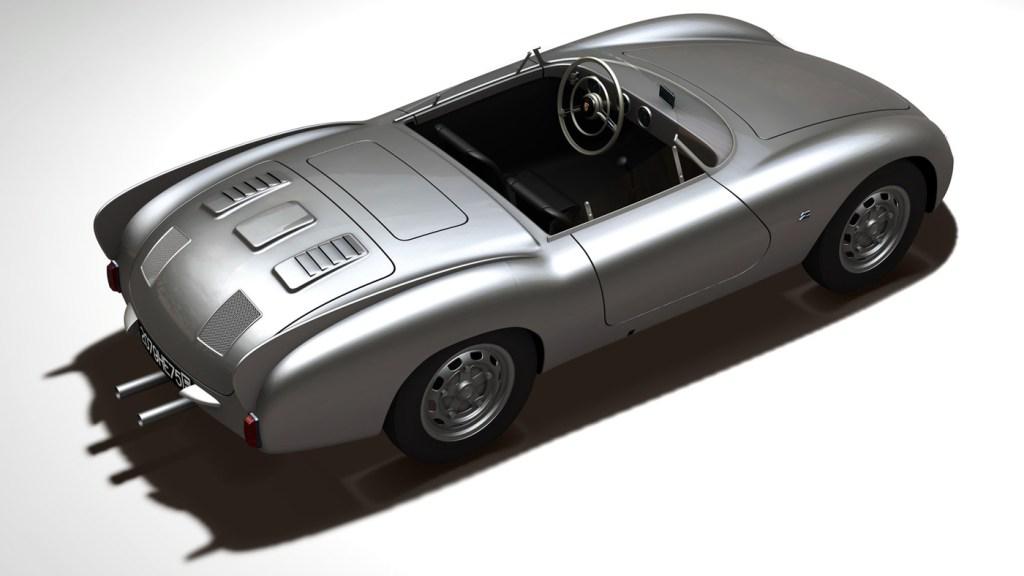 The Porsche 356 Carrera Speedster Zagato