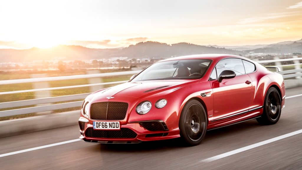The new Continental Supersports is Bentley's most powerful production car to date.
