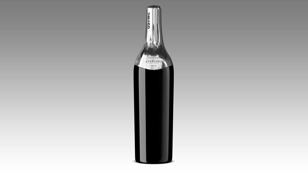 Sterling Vineyards Iridium Cabernet 2014