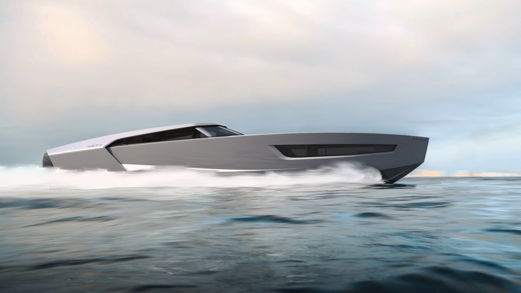 Superfly GT 42 Superboat