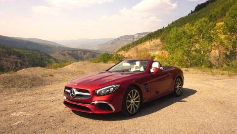 Four Seasons Vail Mercedes-Benz Drive