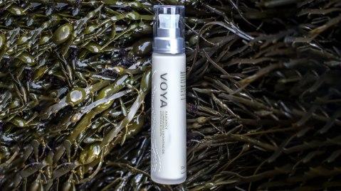 Voya's seaweed skincare