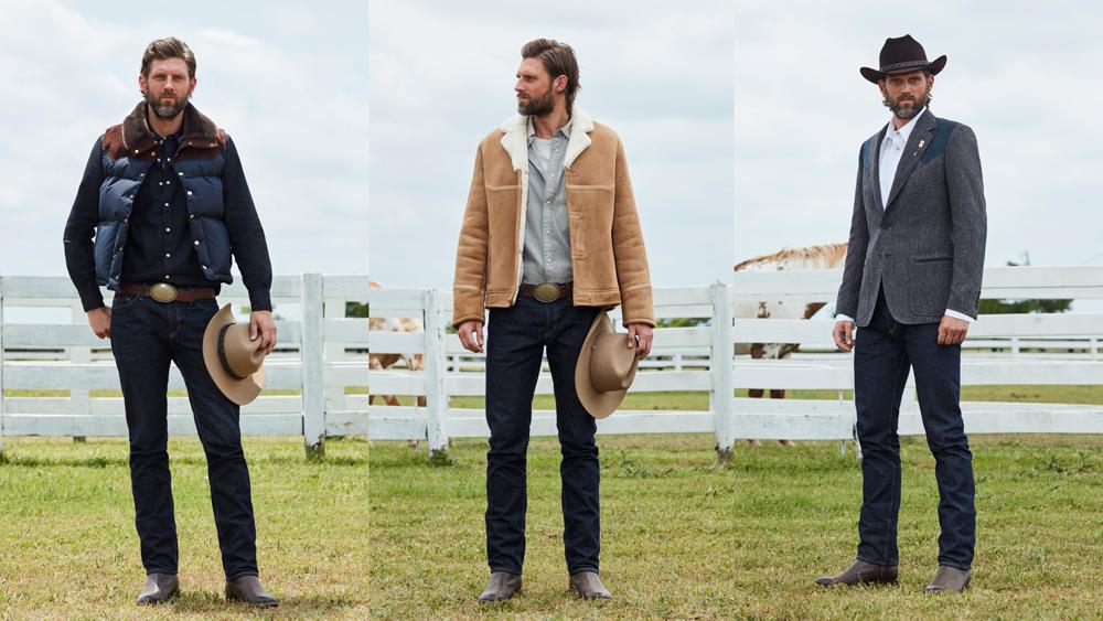 Mr Porter Kingsman western attire