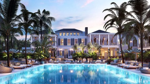 The New Itz'ana Resort & Residences in Placencia, Belize