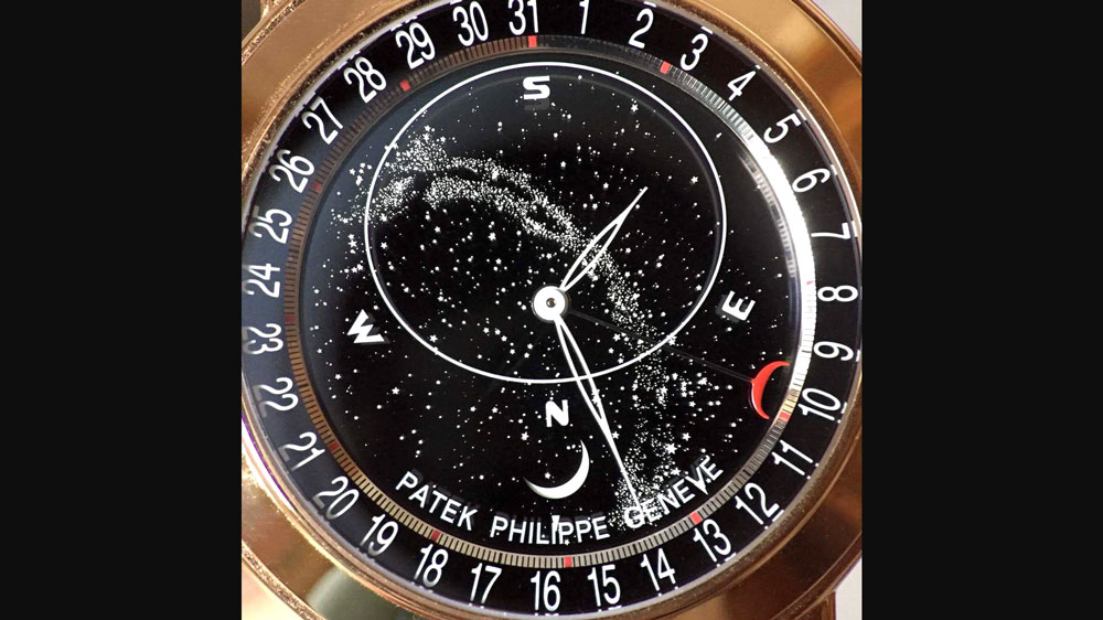 The Patek Philippe 6102 Celestial Moon Age
