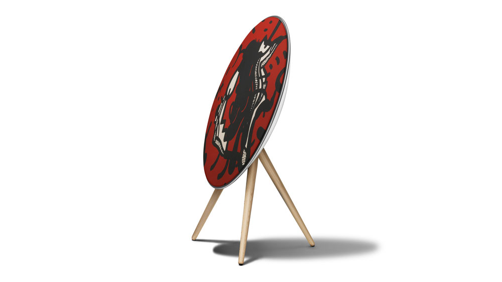 Bang & Olufsen Beoplay A9 David Lynch limited edition side