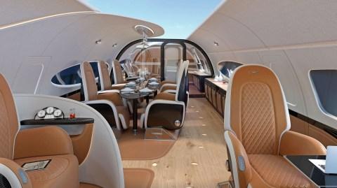 Airbus Pagani Infinito
